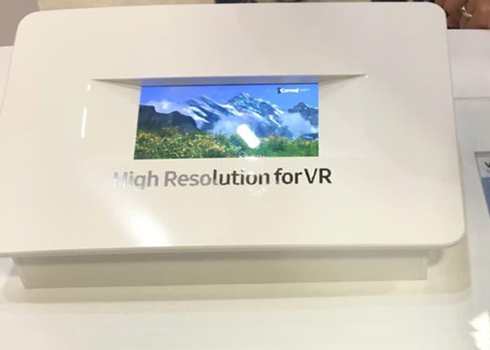 Samsung 4K conferencia
