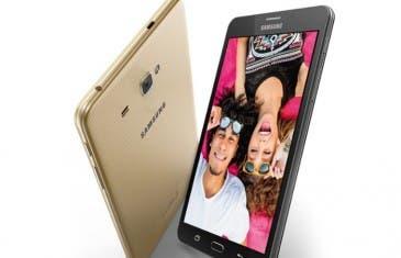 Samsung anuncia el Galaxy J Max con 7 pulgadas de pantalla
