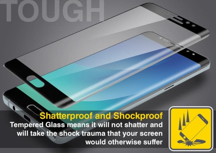 Samsung-Galaxy-Note-7-Black-Tempered-Shockproof-Screen-Protector