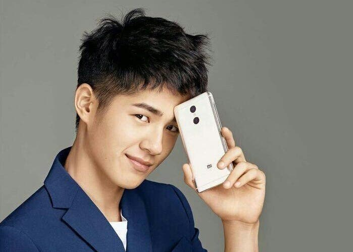 Modelo Xiaomi Redmi Note 4