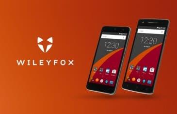 Wileyfox presenta tres nuevos smartphones