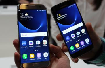 Todo apunta a que el Samsung Galaxy S8 tendrá pantalla 4K