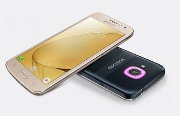 Samsung Galaxy J2 (2016) presentado oficialmente con Smart Glow