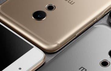 Meizu MX6 tendrá el mismo sensor que el Huawei P9
