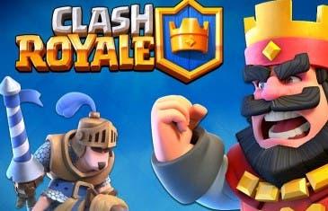 Clash Royale se actualiza: las copas se reseetean a partir de 4000