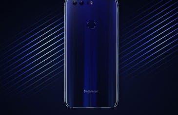 Huawei Honor 8 es anunciado en USA