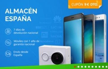 AliExpress estrena su almacén en España con envío en una semana