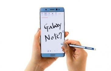 Android 7.0 Nougat llegará al Samsung Galaxy Note 7 en dos o tres meses