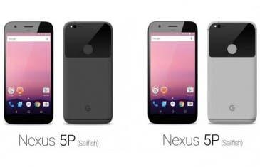 Primeras imágenes reales del Nexus Sailfish