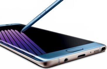 Samsung Galaxy Note 7 con 6 GB de RAM cada vez más cerca