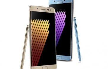 El Samsung Galaxy Note7 puede volver a las tiendas el 28 de septiembre