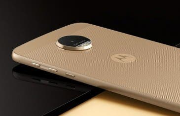 Nuevas imágenes del Motorola Moto Z Play