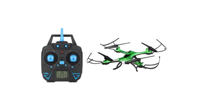 dron camera dos
