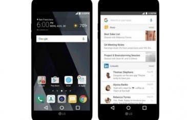 """Búsquedas """"in App"""": la función más ambiciosa de Google"""
