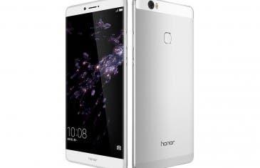 Tiembla Samsung Galaxy Note 7, el Honor Note 8 es oficial