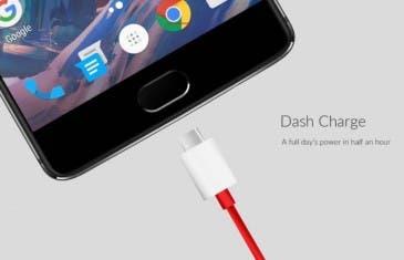 OnePlus 3 tiene mejor sistema de carga rápida que el Galaxy S7