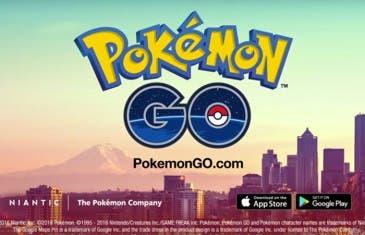 Pokémon Go se actualiza con pequeñas mejoras