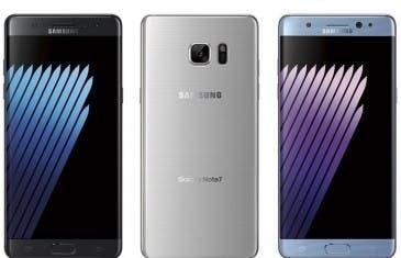 Samsung Galaxy Note 7 rompe el récord de reservas en Corea