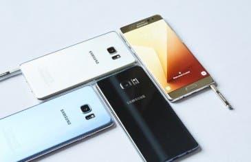 Samsung Galaxy Note 7 presentado oficialmente: toda la información