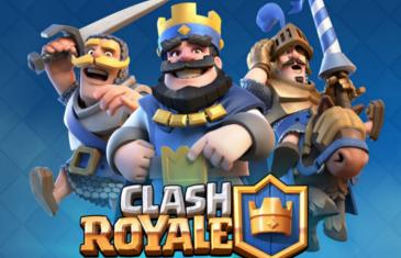 Se filtran las nuevas cartas de Clash Royale