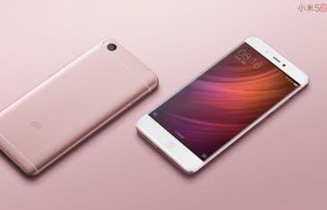 Xiaomi Mi5s: 6 GB de RAM, SD 821, sensor ultrasónico y mucho metal