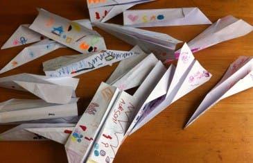 Paper Planes: el juego de Google que nos permite lanzar un avión de papel