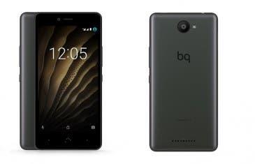 BQ presenta su nueva gama de móviles, la familia Aquaris U