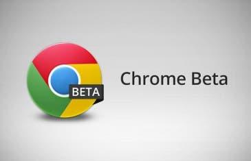 Google Chrome Beta ya permite la reproducción de vídeos en segundo plano
