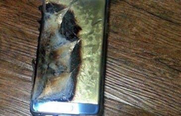 Samsung anuncia el retiro del Galaxy Note 7 por batería defectuosa