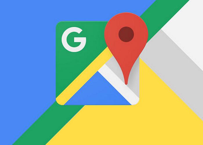 Google Maps principal
