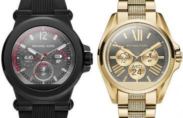 Michael Kors se suma al mundo de los smartwatch