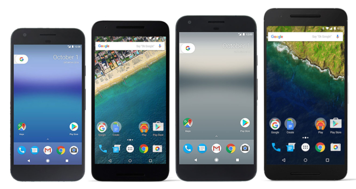 Pixel vs Nexus