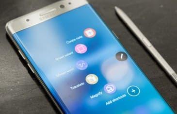 Ya disponible la herramienta de Samsung para saber si tu Note 7 es explosivo