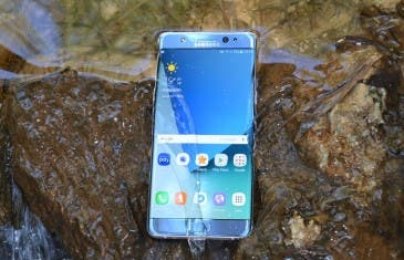 Samsung Galaxy Note 7, análisis y experiencia de uso