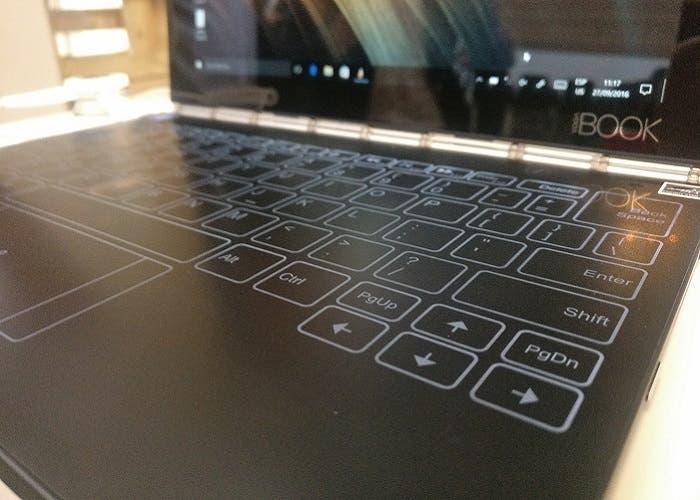 Yoga teclado