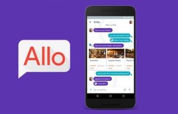 Descarga ya el apk de Google Allo y prueba la competencia de WhatsApp