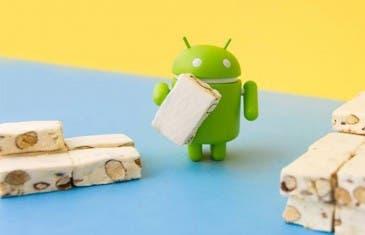 Así se está Android en el mes de setiembre