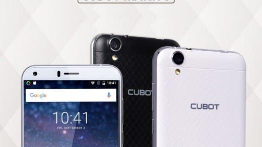 Cubot Manito, un smartphone 4G para aquellos que buscan lo más básico
