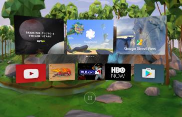 Google VR sale de beta y Daydream puede ser lanzado el 4 de octubre