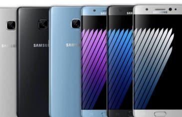 Samsung Galaxy S8: sus modelos serán los SM-G950 y G955