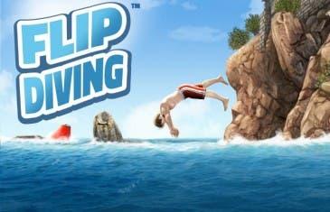 Flip Diving: el juego de saltos que lo está petando