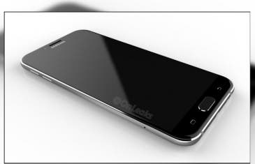 Samsung Galaxy A8 (2016) filtrado en imágenes y promete mucho