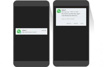 ¿Mensajes de WhatsApp aunque no tengas la aplicación instalada? Sí, sí, mira