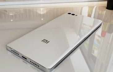 Nuevas imágenes del Xiaomi Mi Note 2 confirman la pantalla curva