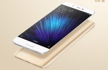 El Xiaomi Mi 5S se presenta el próximo 27 de septiembre