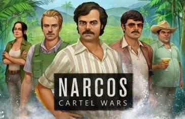 Narcos Cartel Wars: sé el mejor contrabandista con el juego de la serie