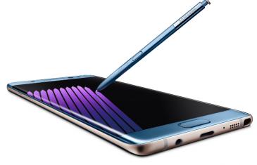 Samsung planea limitar la carga de la batería del Note7