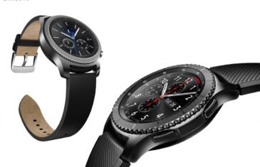 "Samsung Gear S3: un reloj muy ""grande"""