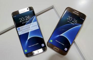 Samsung está probando Android 7.0 Nougat en los S7 y S7 Edge