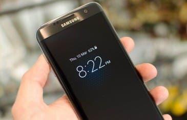 La función Always On Display del Samsung Galaxy Note 7 llega a los S7 y S7 Edge